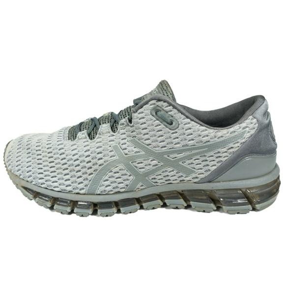 online store ac655 425d6 Asics Gel Quantum 360 Shift MX Running Shoes Gray